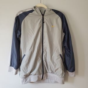Nike vintage Mens jacket windbreaker size L 14-16